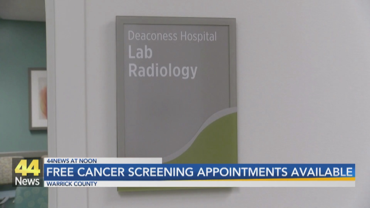 Image for Free Cancer Screenings Being Offered at Deaconess Gateway
