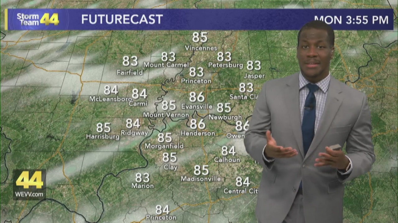 Image for Drier & Comfortable Air Moves In for Monday