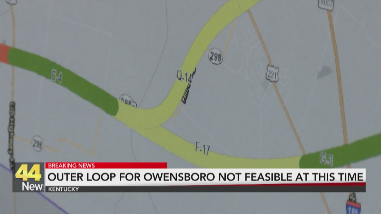 Image for KYTC Says Outer Loop for Owensboro 'Not Feasible At The Time'