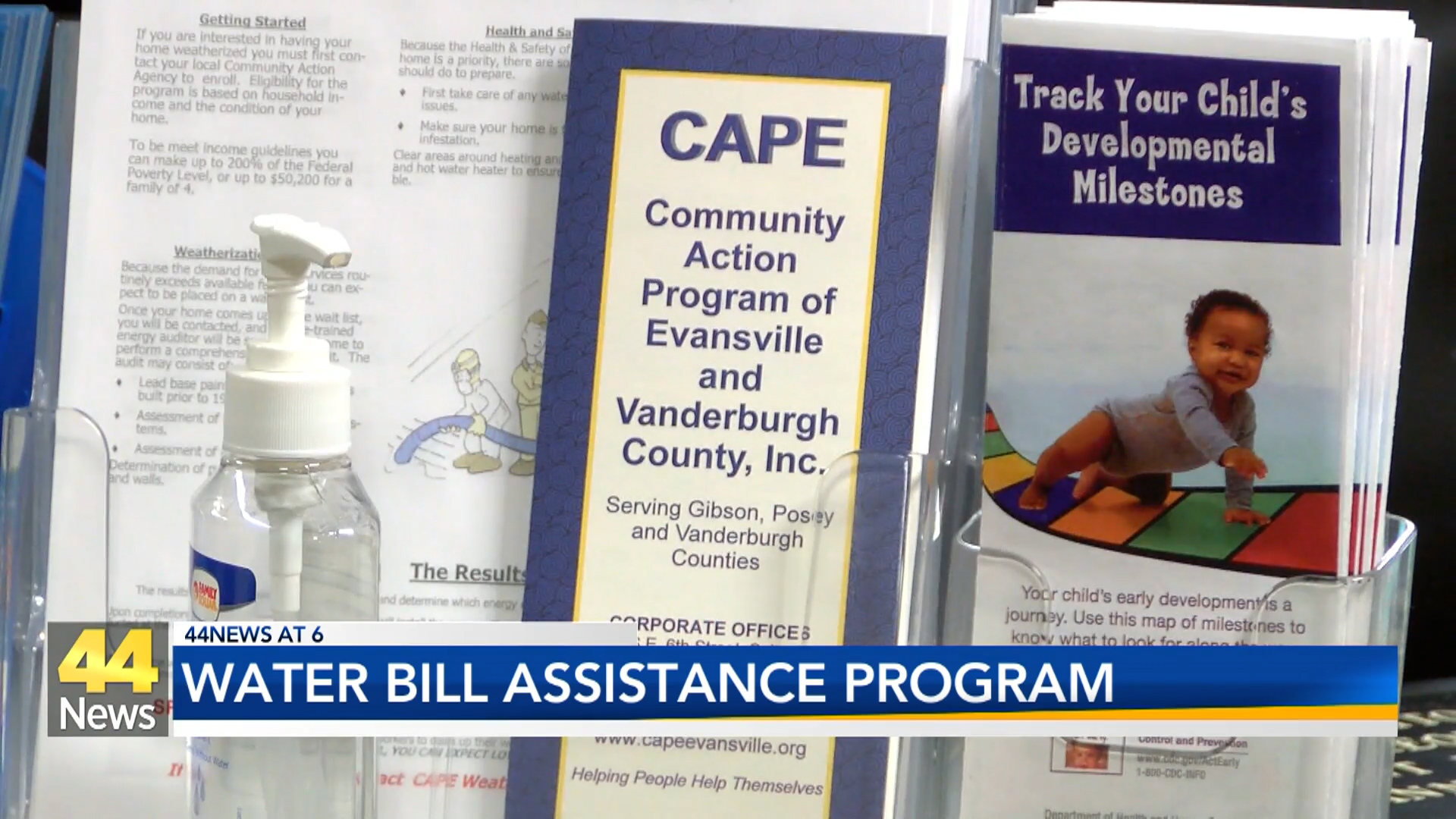Image for Water Bill Assistance Program