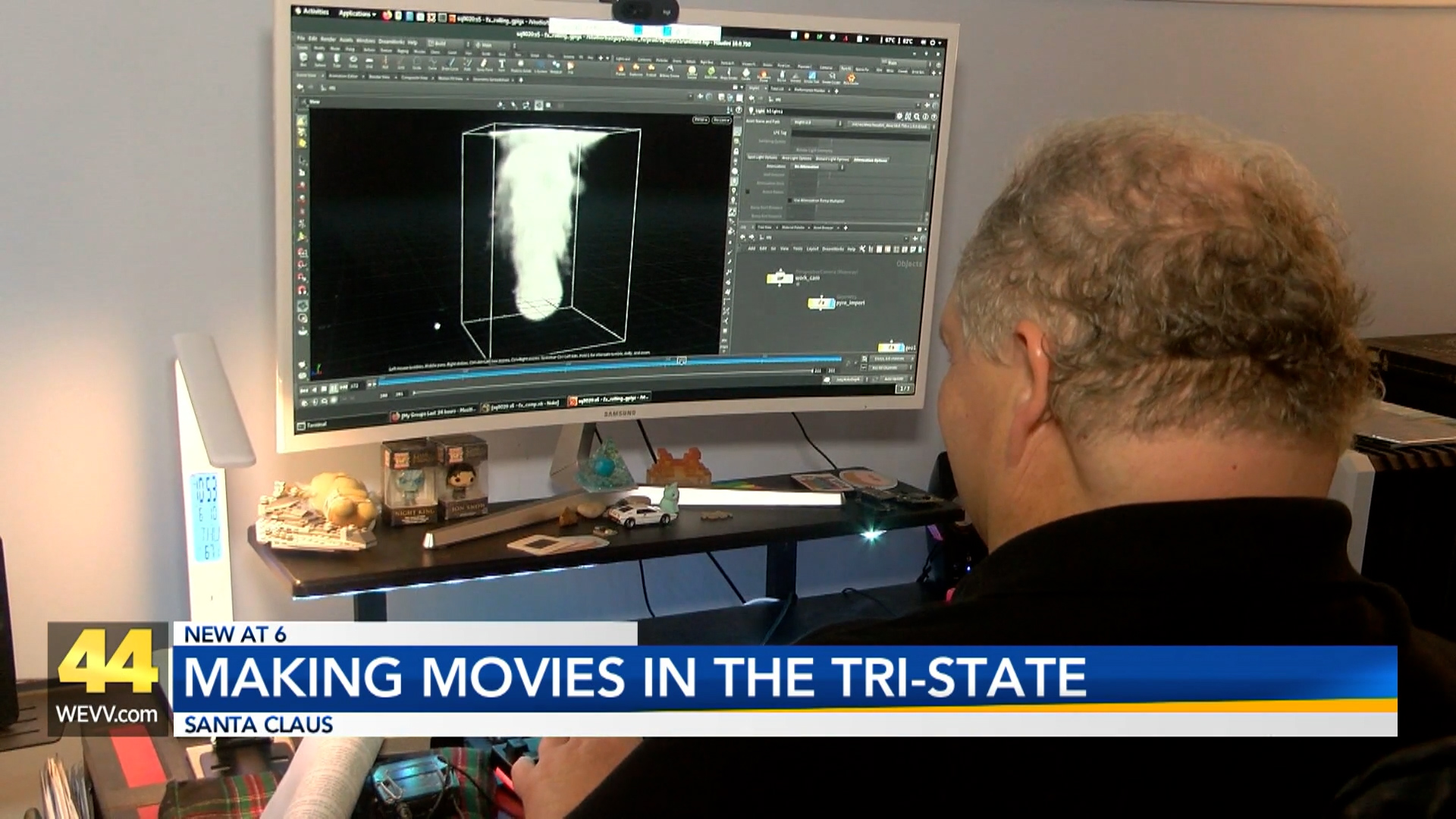 Image for Making Movies In The Tri-State