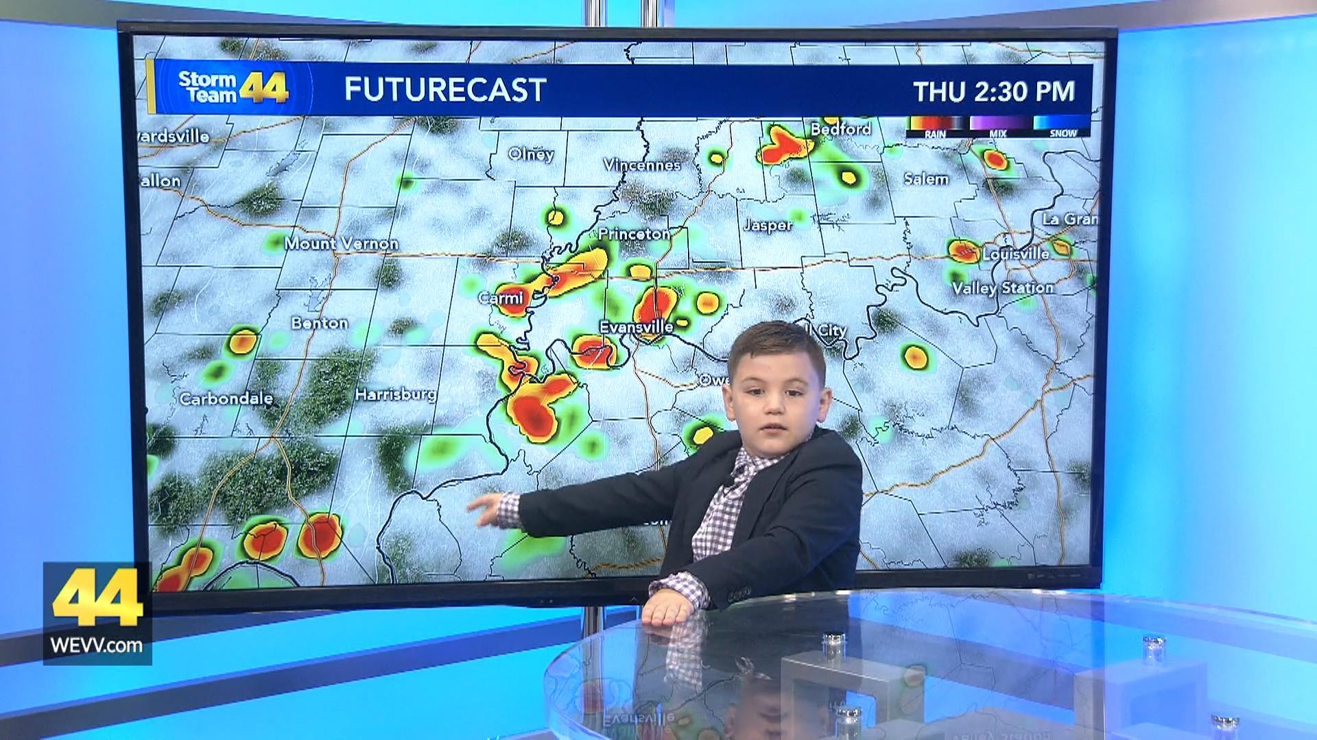 Image for Storm Team 44 Future Forecaster - Mason Jones