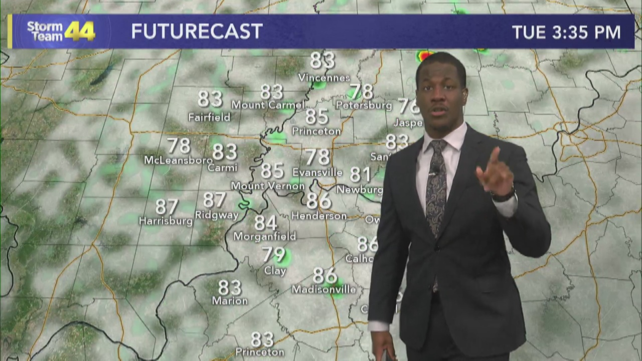 Image for Heat & Humidity Fueling Afternoon Storms