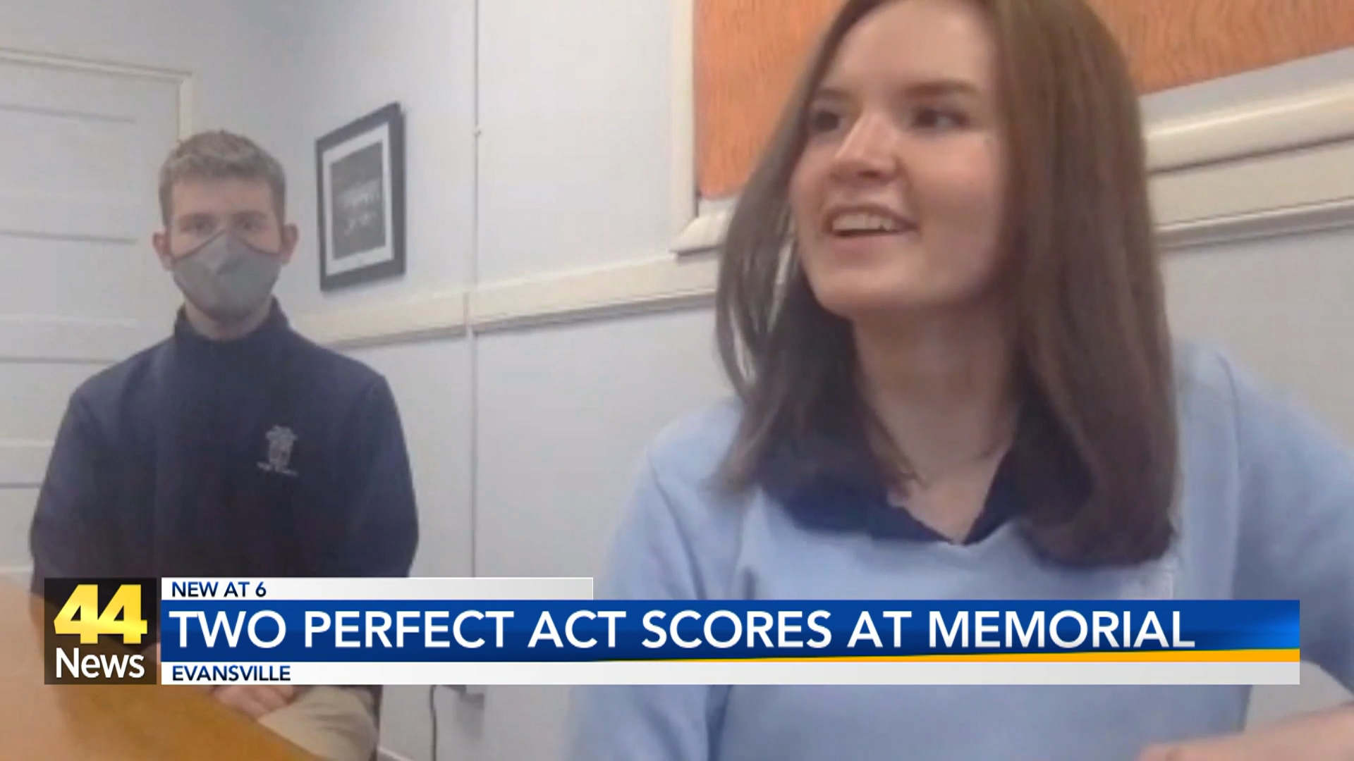 Image for Two Memorial HS Students Score Perfectly on ACT