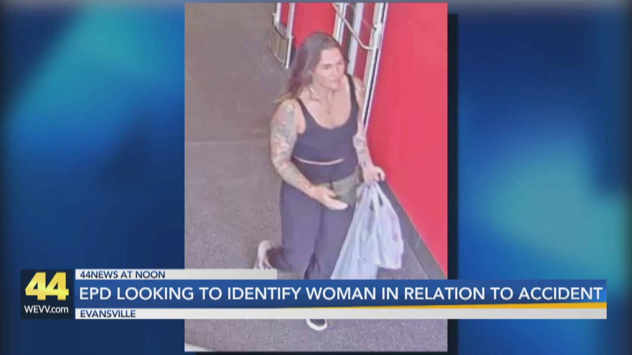 Image for Evansville Police Looking for Woman After Hit-and-Run at Target