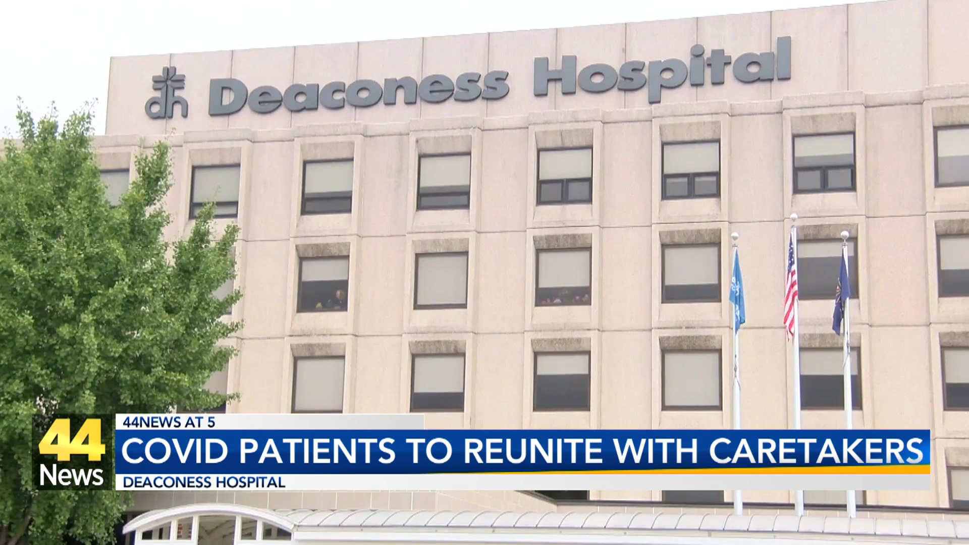 Image for Covid Patients to Reunite with Caretakers