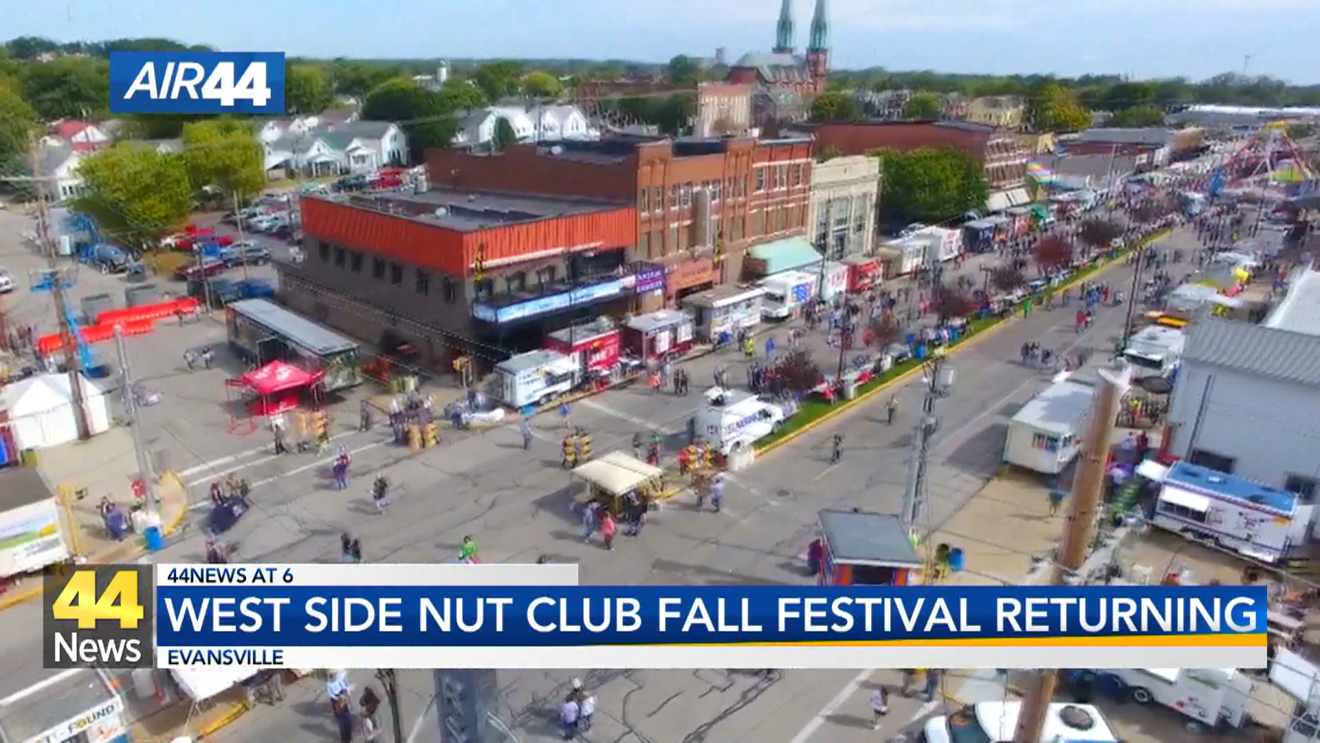 Image for West Side Nut Club Fall Festival Dates Set