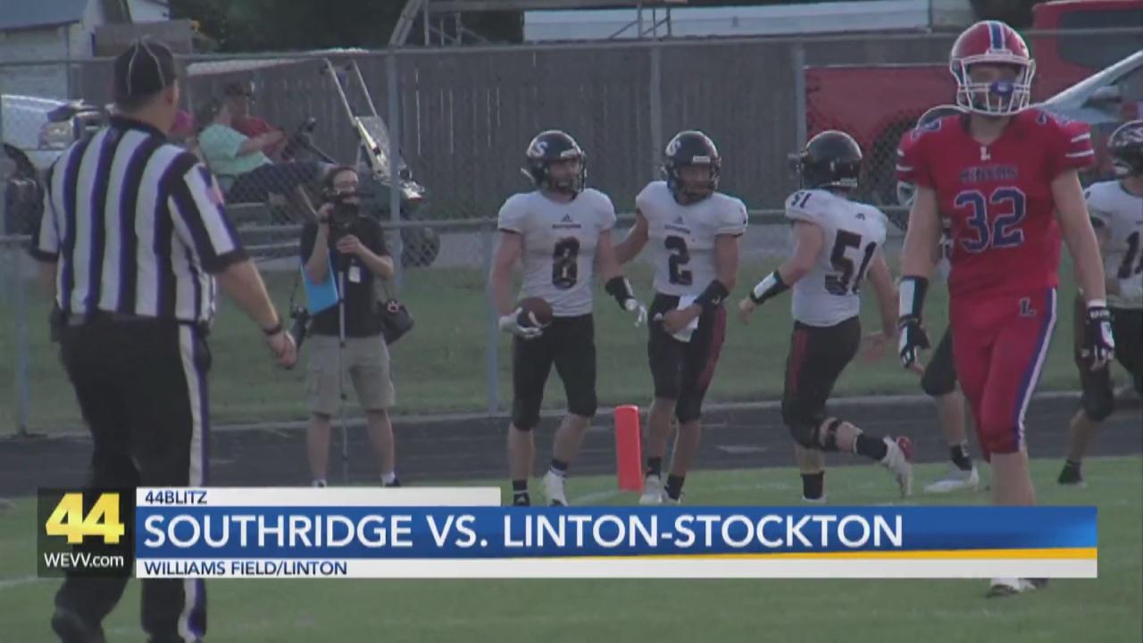 Image for 44BLITZ: Southridge vs. Linton-Stockton