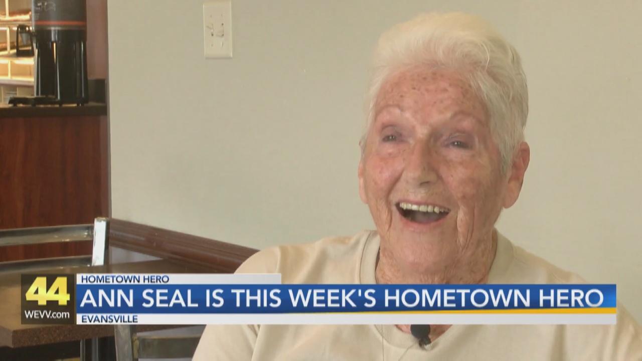 Image for Hometown Hero - Ann Seal