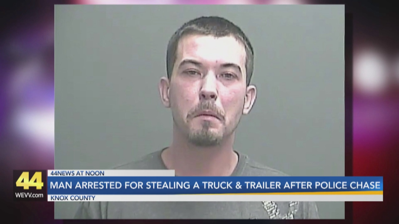 Image for Indiana Man Arrested For Stealing Truck, Lawnmowers From Owensboro