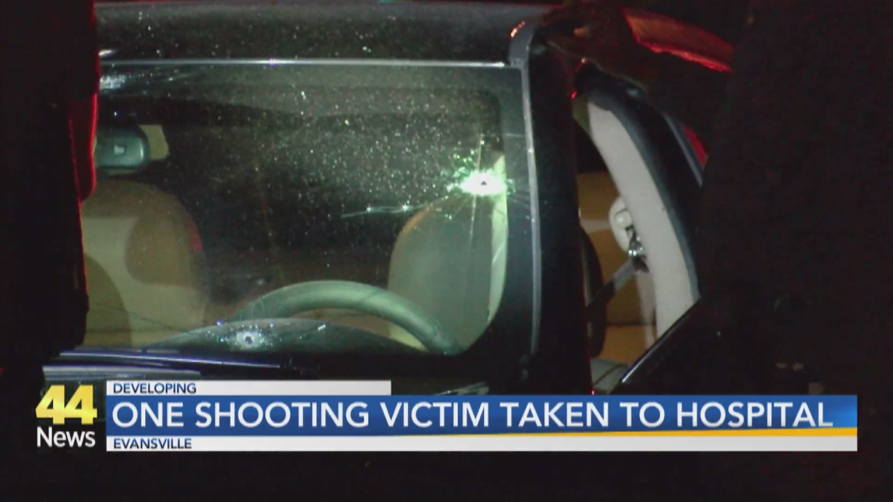 Image for One Injured in Shooting on Evansville's South Side