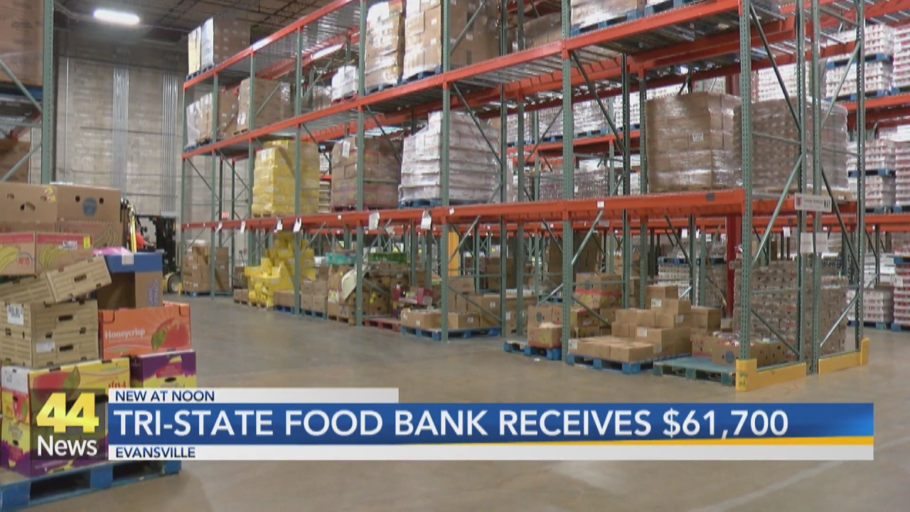 Image for Tri-State Food Bank Receives $61,700