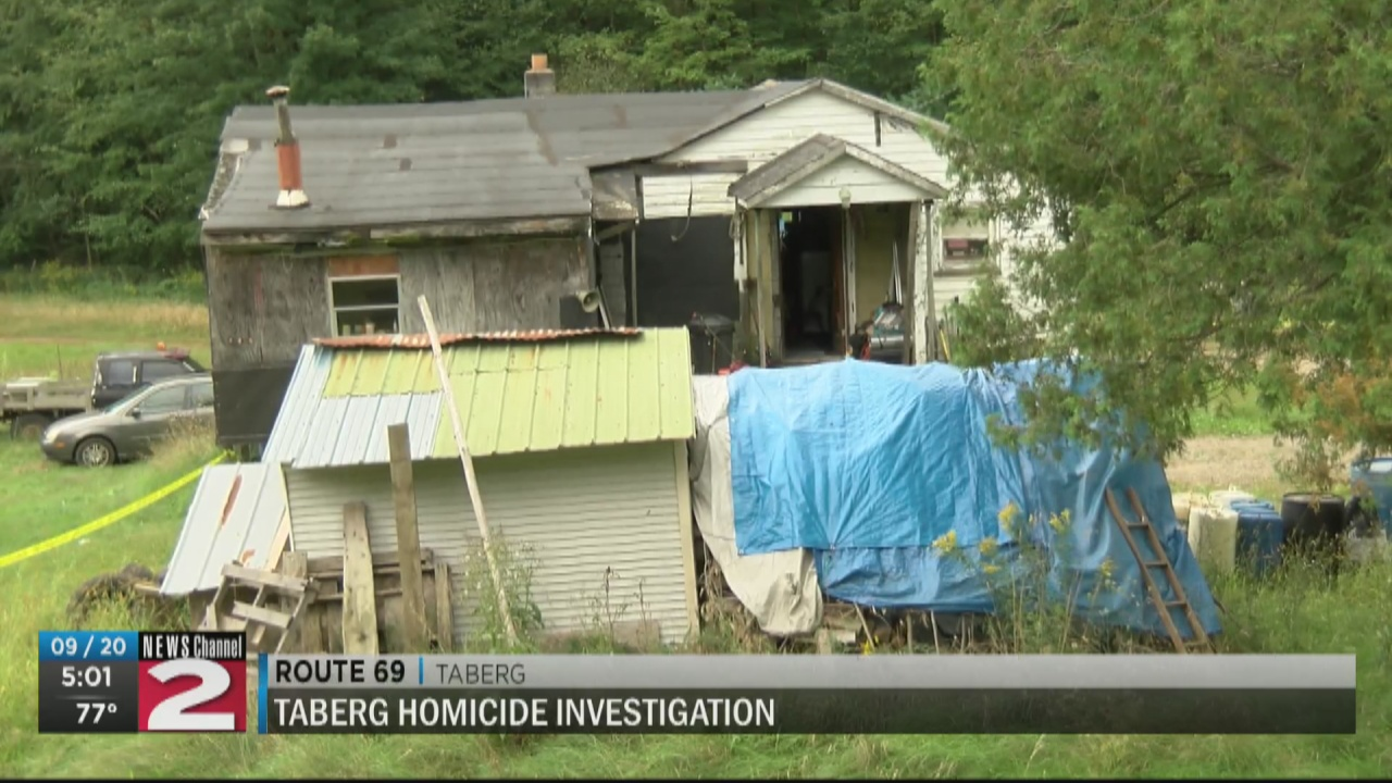 Image for Man allegedly shot by brother in Taberg dies in hospital