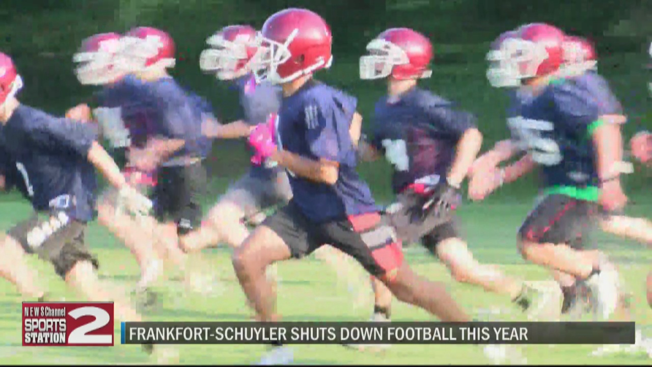 Image for Frankfort-Schuyler School District decides not to field football team this fall
