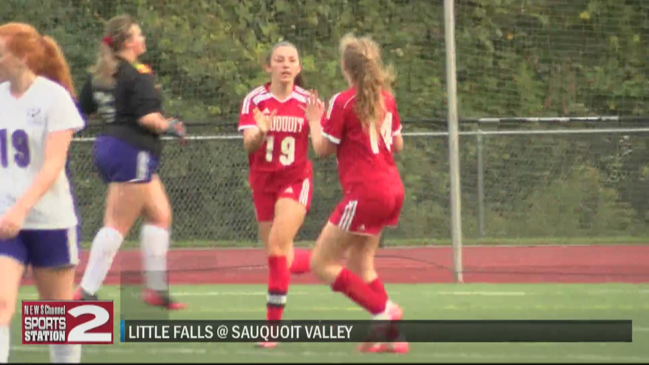 Image for SCORES 9-27-21: Sauquoit Valley, Poland girls soccer teams remain unbeaten with dominant wins
