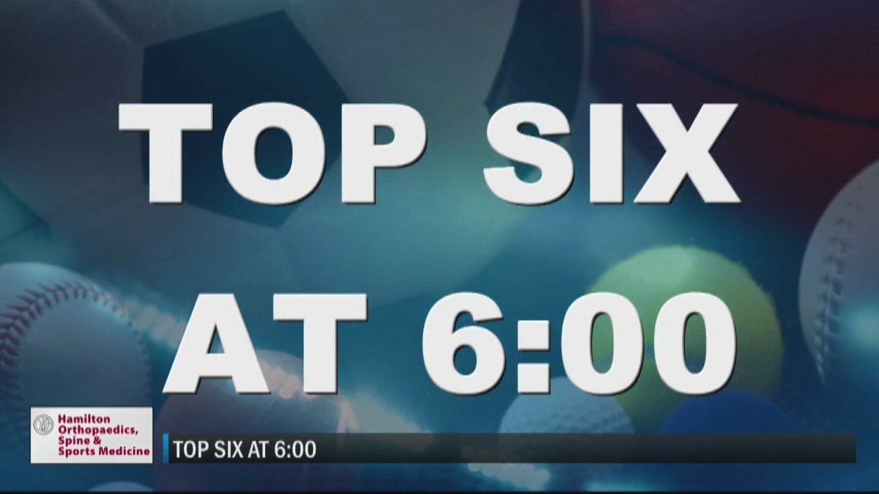 Image for Top Six at 6:00 - October 11, 2021