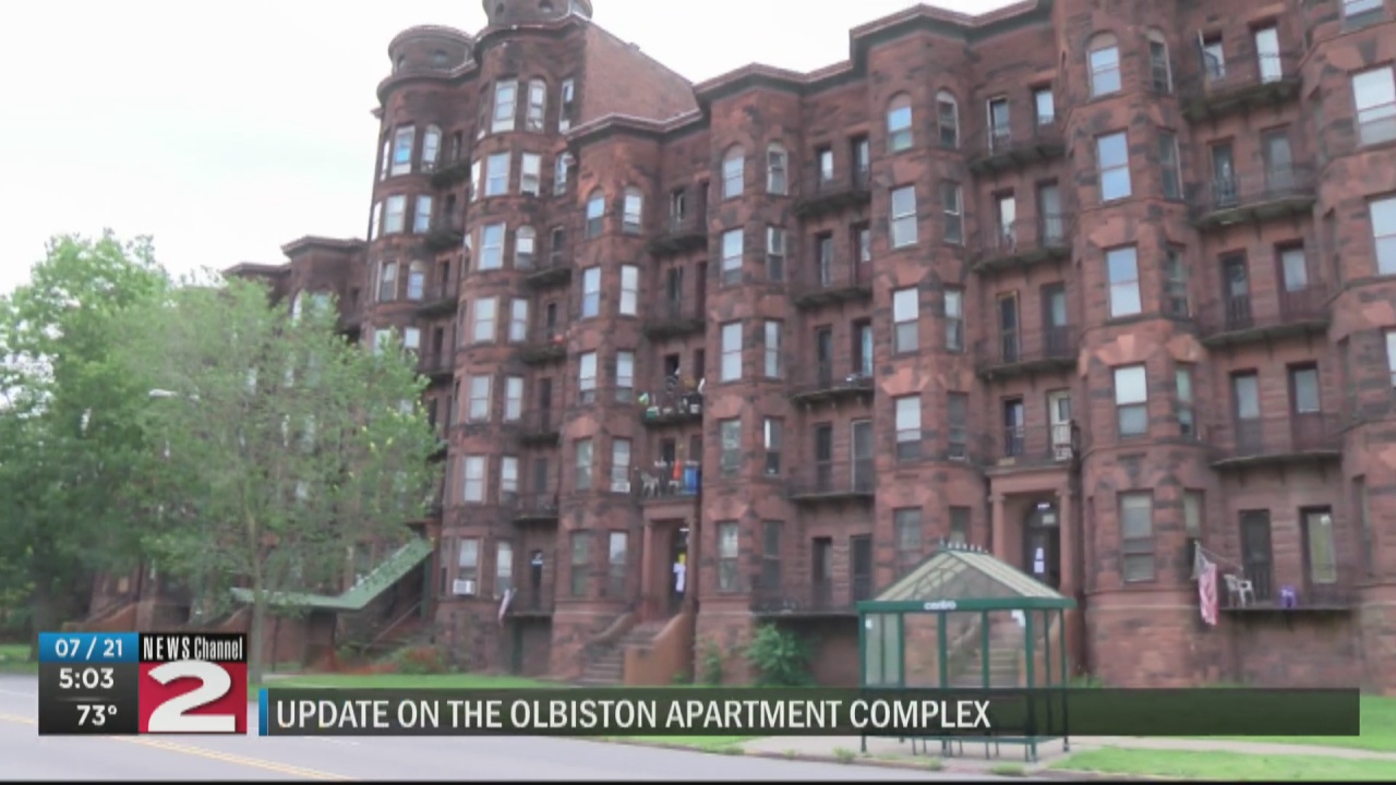 Image for Update on the Olbiston Apartment complex