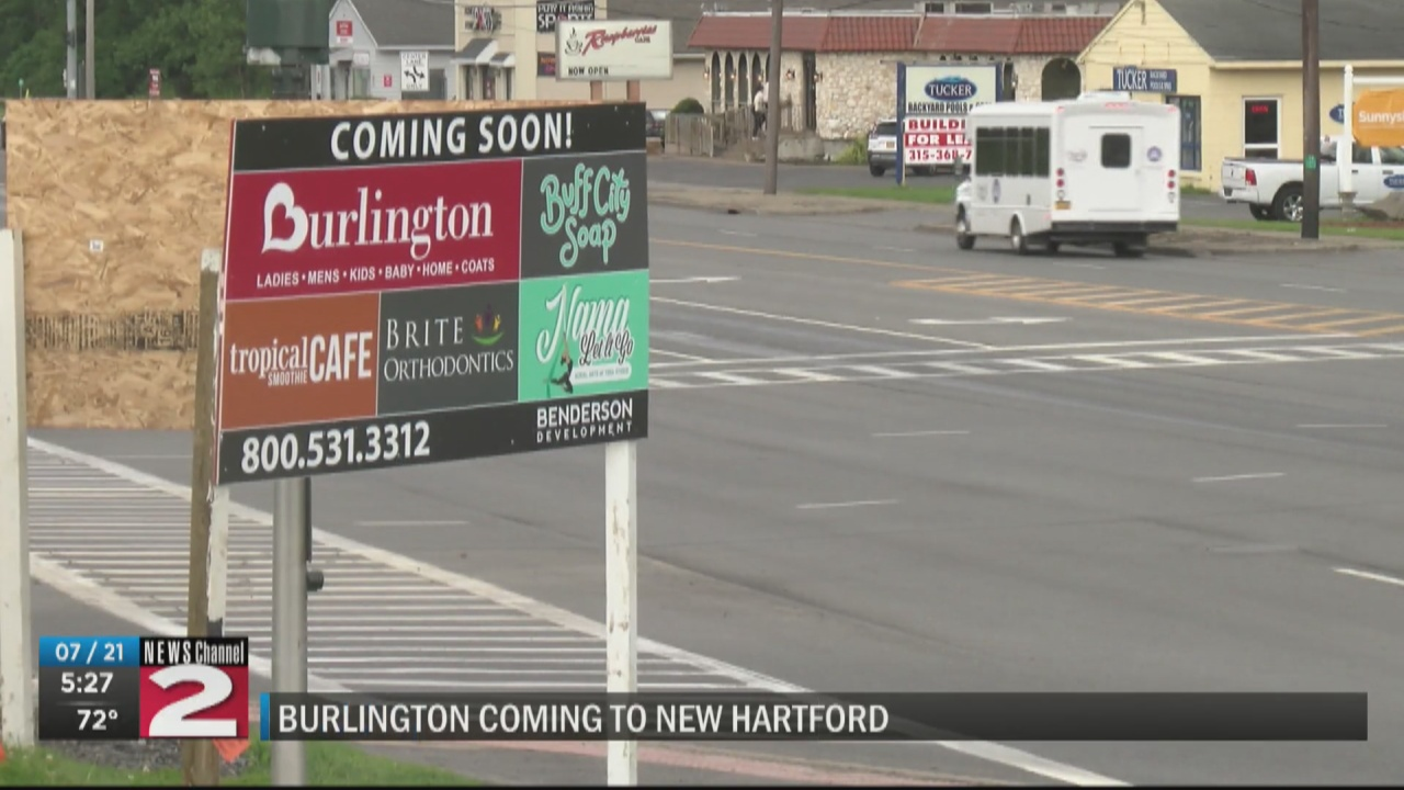 Image for Burlington, 4 other businesses coming soon to Consumer Square