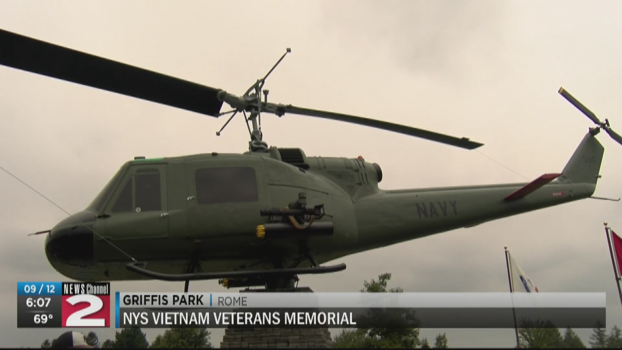 Image for Phase Two of Vietnam Veterans Memorial Unveiled