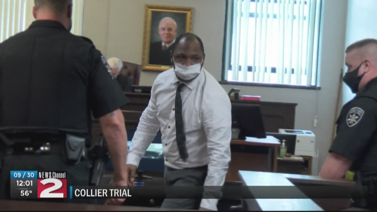 Image for Jury finds first of 2 suspects guilty in robbery-turned-murder in Oneida Castle