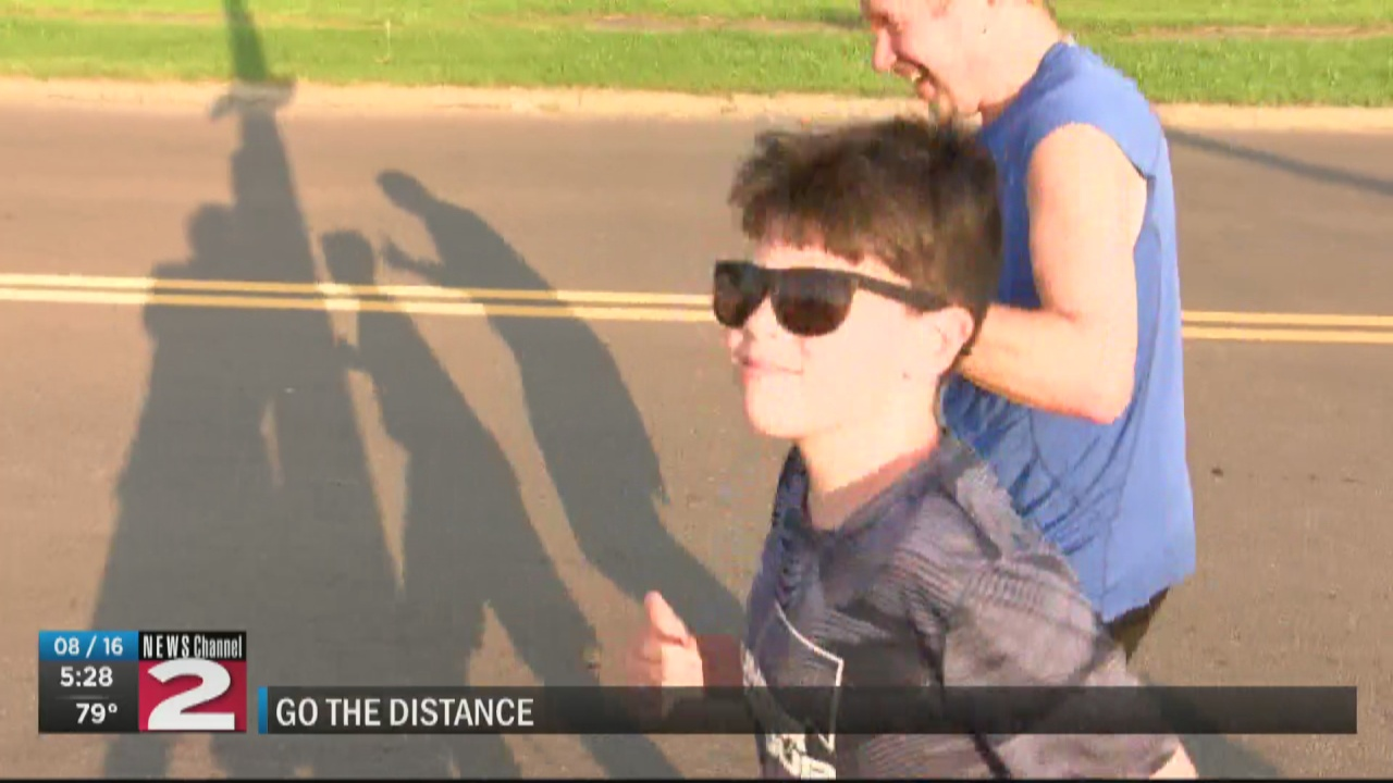Image for Meet the Go the Distance team 2021: Cooper Rorick