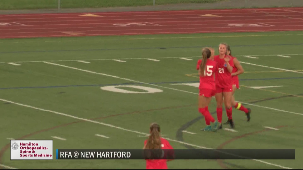 Image for SCORES 9-16-21: New Hartford girls soccer pushes win streak to 20 straight; Proctor boys soccer uses two-goal second half to down Whitesboro