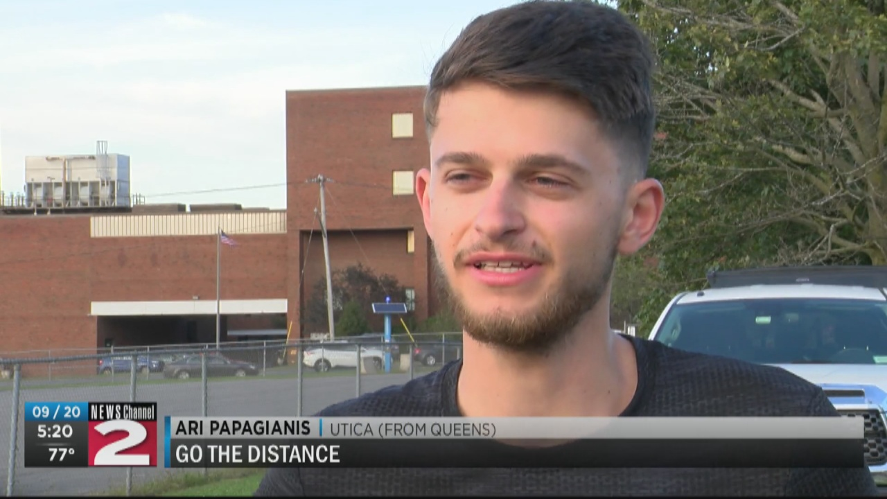 Image for Meet the Go the Distance Team 2021: Ari Papagianis