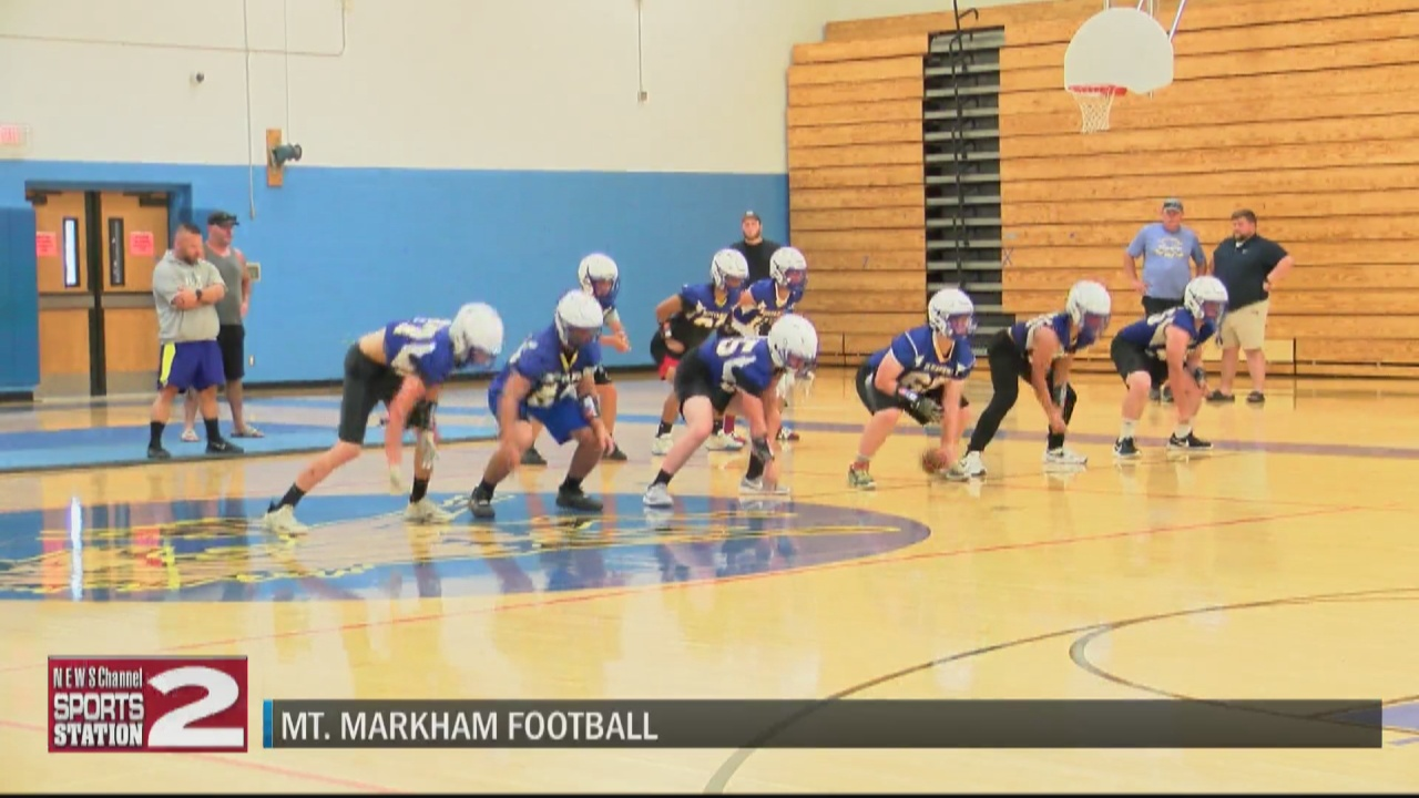 Image for Mt. Markham looks to continue success with young squad