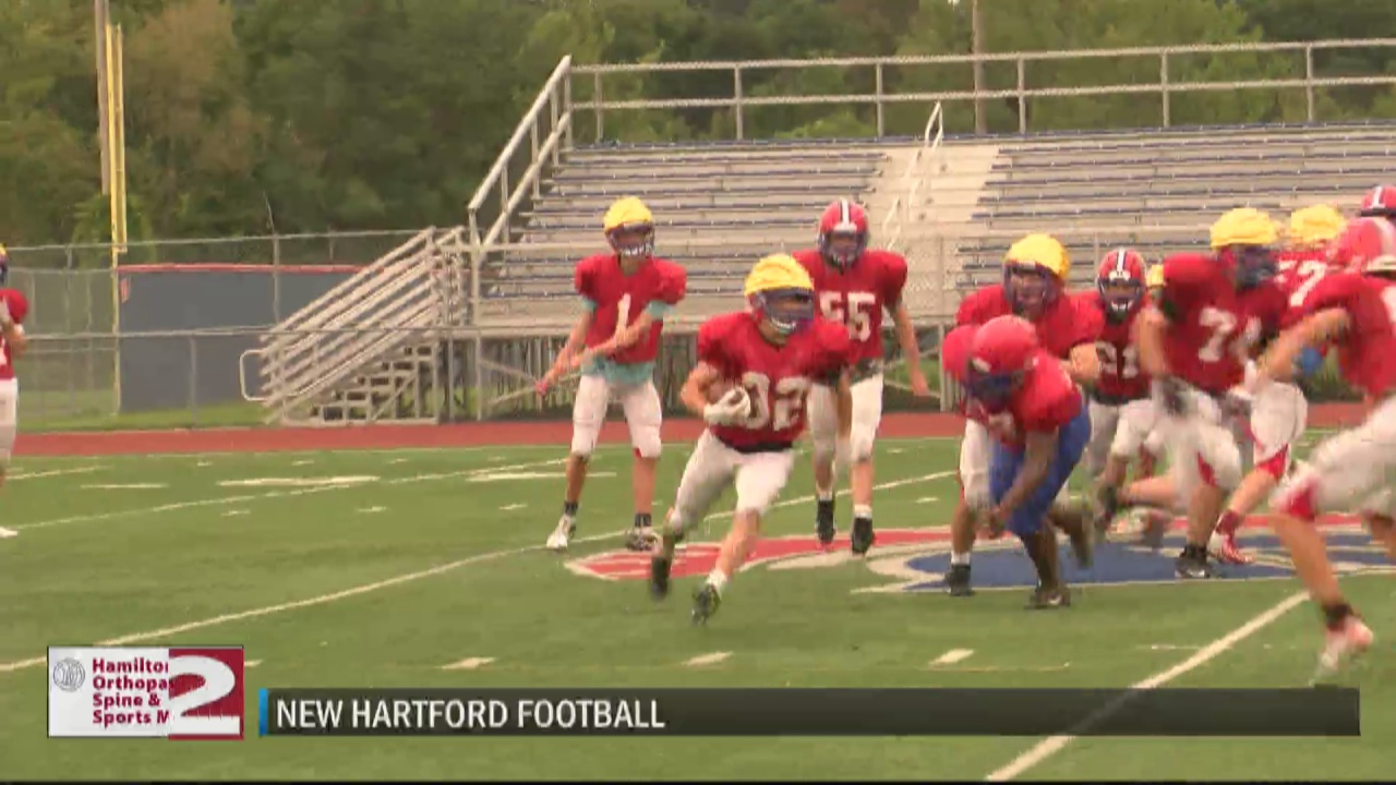 Image for New Hartford looks to continue trending in the right direction with young squad
