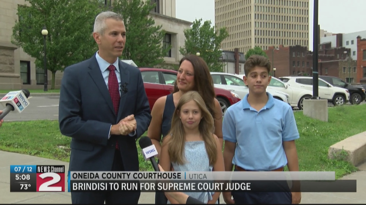Image for Former Congressman Anthony Brindisi running for new state Supreme Court seat