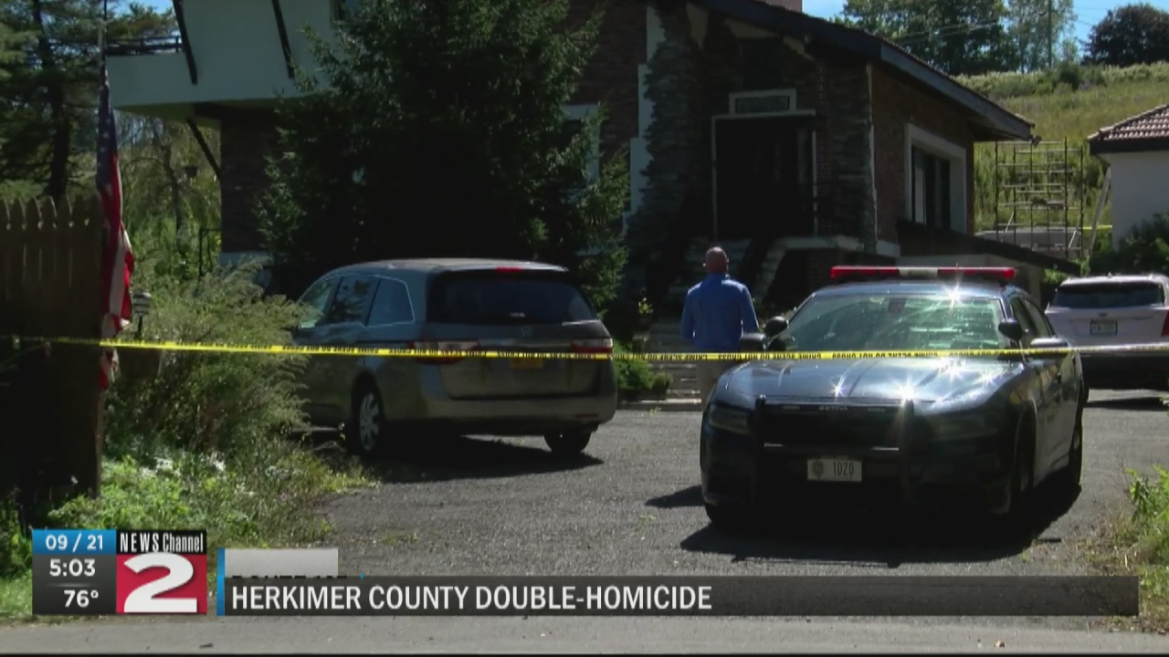 Image for Father, 12-year-old daughter fatally stabbed at Jordanville home