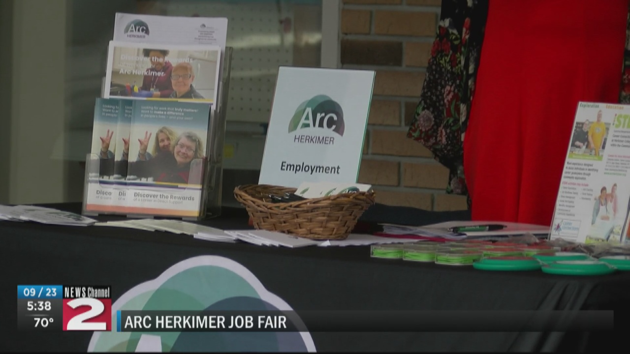 Image for Job openings available at Arc Herkimer