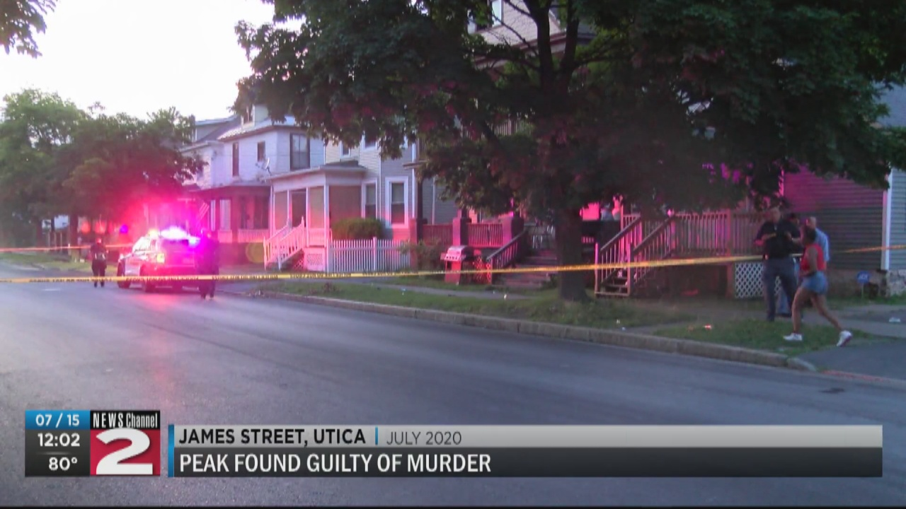 Image for Suspect in Utica shooting found guilty of murder