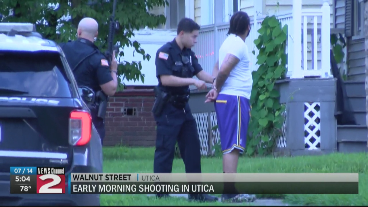 Image for SWAT team assists UPD with suspect's arrest following shooting