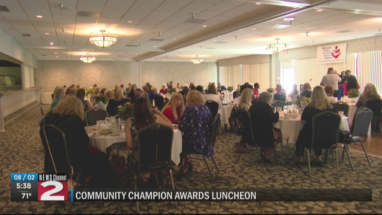 Image for MVCAA hands out annual Community Champion Awards