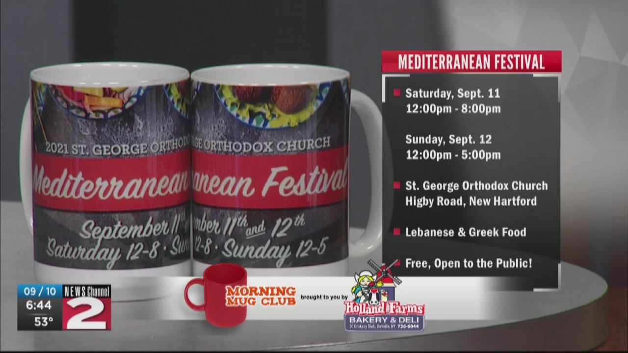 Image for Mug Club: 10th Annual Mediterranean Festival