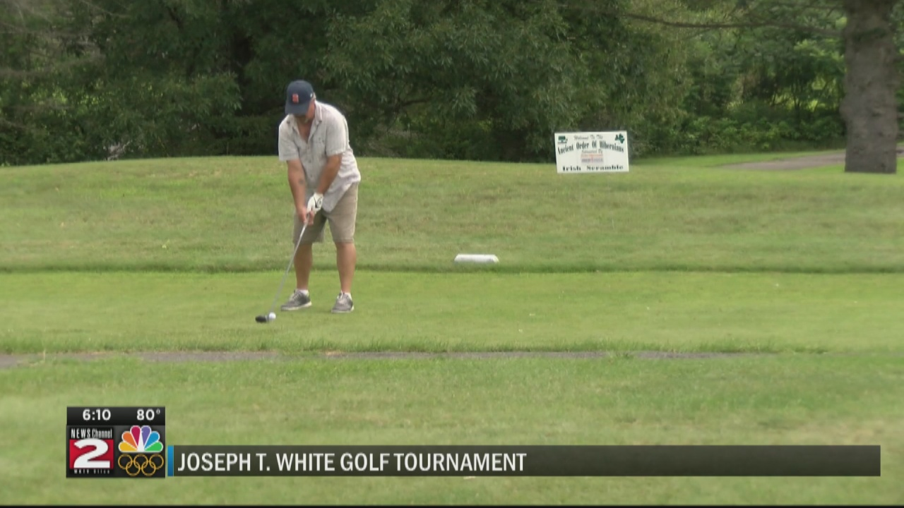 Image for Joseph T. White Golf Tournament to fill food pantry shelves