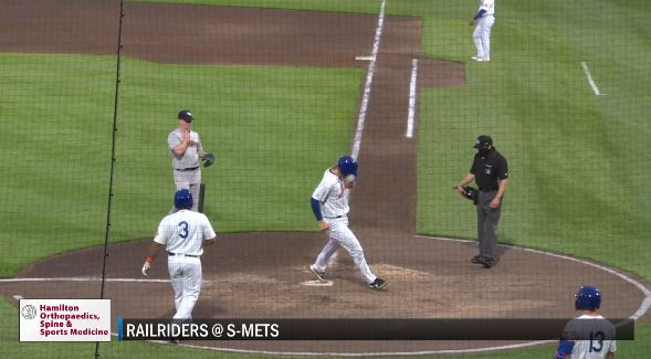 Image for Syracuse Mets return from nearly two-year hiatus with season opening win over RailRiders