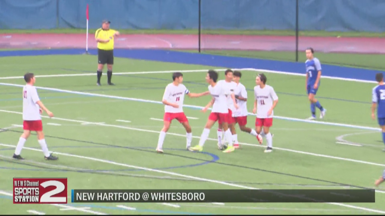 Image for SCORES 9-23-21: New Hartford sweeps Whitesboro in boys and girls rivalry soccer matchups