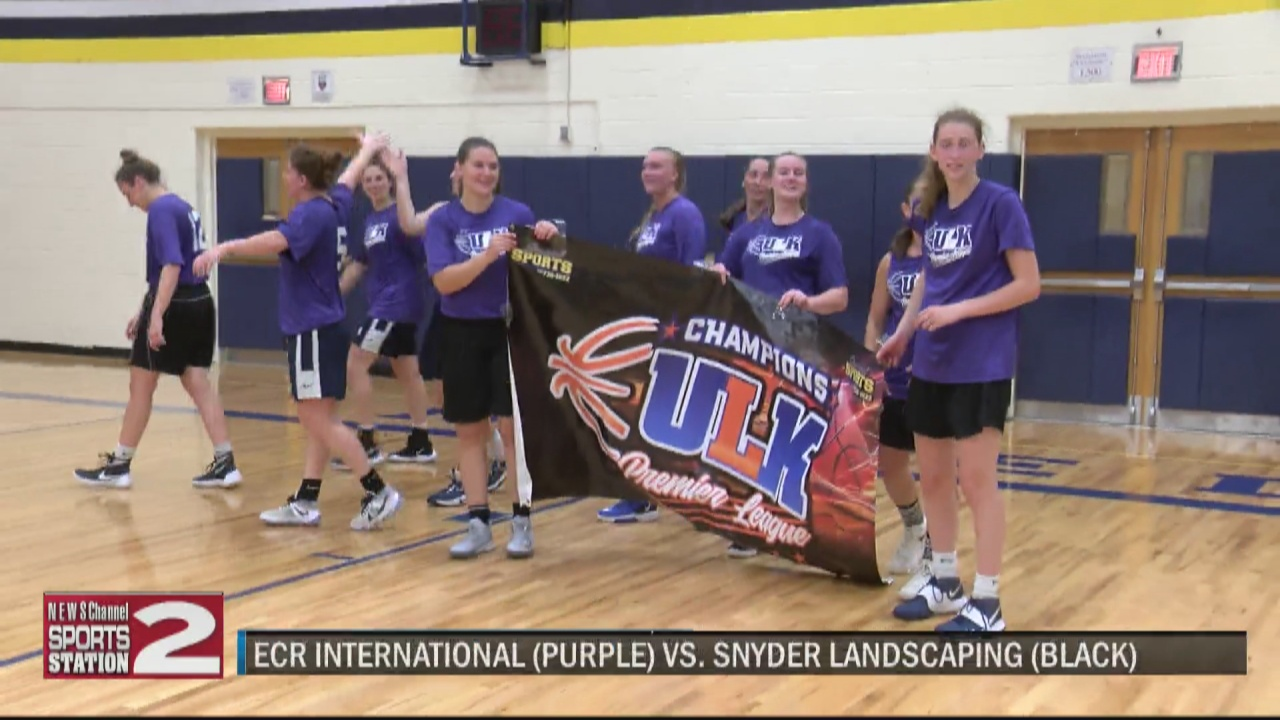 Image for SCORES 8-10-21: ECR International tops Snyder Landscaping to repeat as Utica Lady Knicks Premier League champions