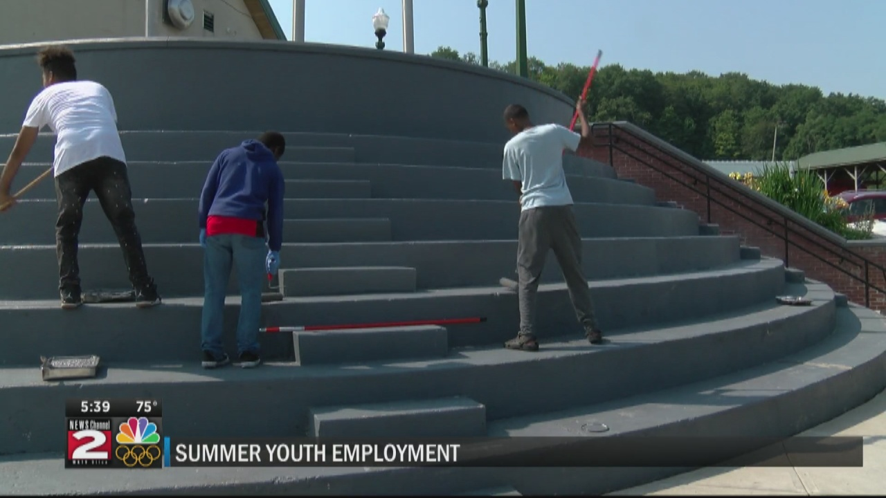 Image for Summer youth employment program continues