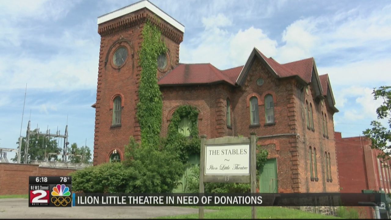 Image for Following the discovery of a major roof leak, the Ilion Little Theatre is asking the community for help