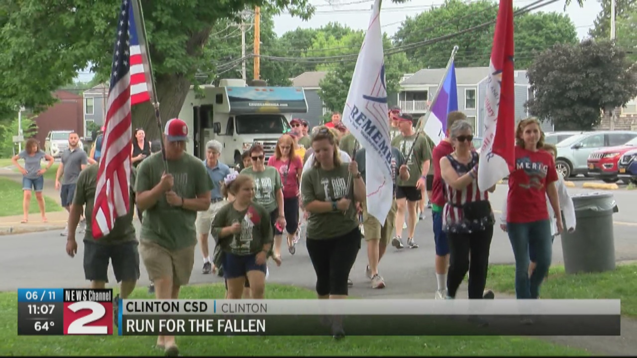 Image for 6th annual Run for the Fallen remembers those lost to the War on Terror