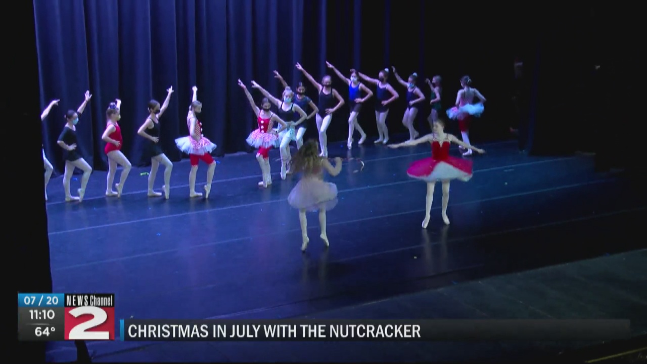 Image for Nutcracker performance at Rome Capitol Theatre brings Christmas in July