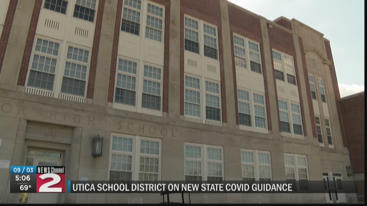 Image for Utica City School District prepares for new weekly COVID testing rules