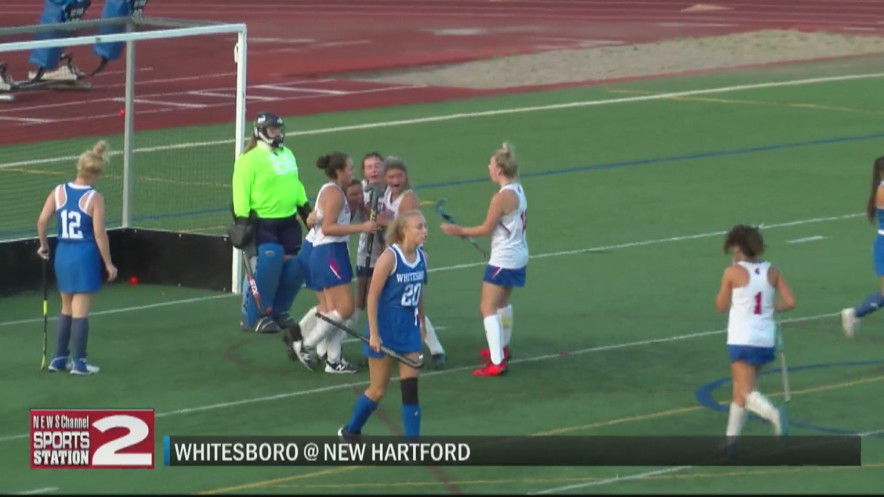 Image for SCORES 9-13-21: New Hartford tops Whitesboro in rivalry field hockey matchup; Sauquoit Valley tops Poland in boys soccer action