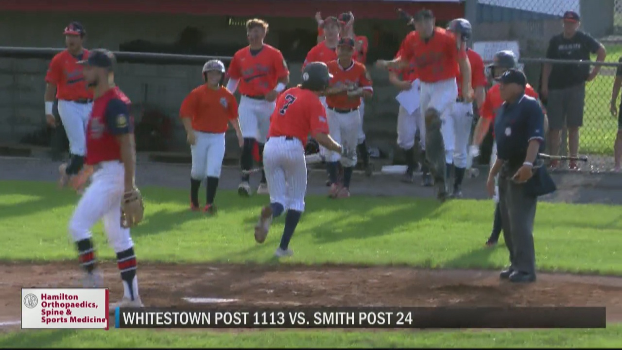 Image for SCORES 7-21-21: Smith Post uses eight run explosion in first inning to beat Whitestown Post and capture District 5 championship