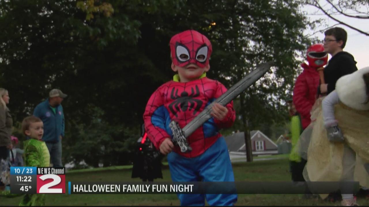 Image for Whitesboro holds Halloween-themed Family Fun Night