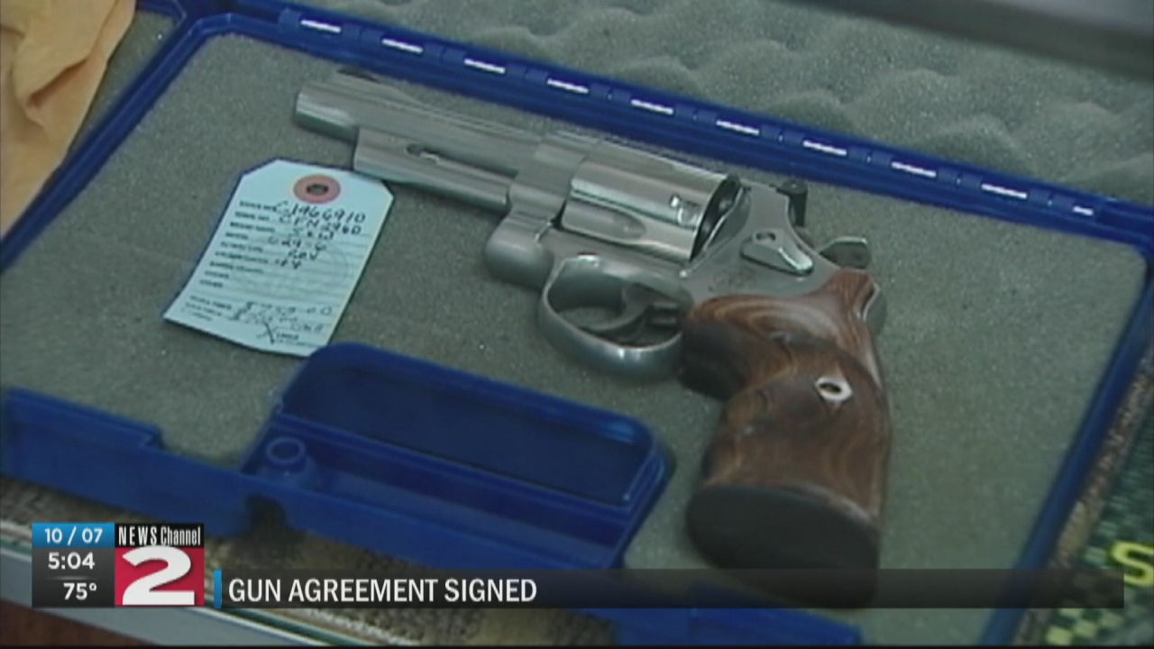 Image for New York, other states agree to share information to combat gun violence