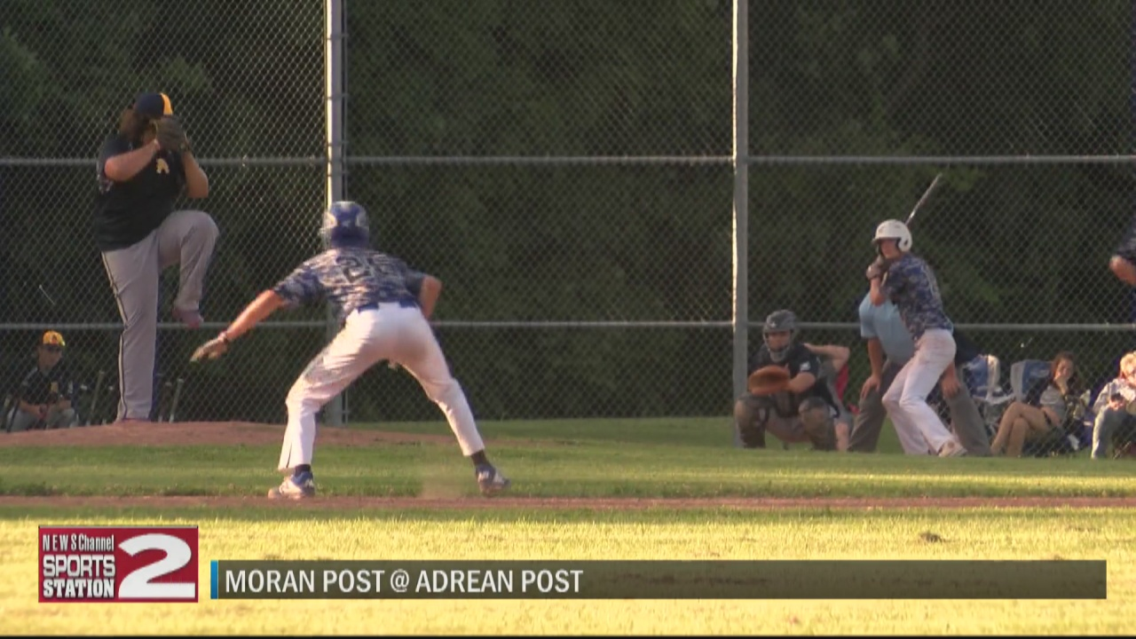 Image for SCORES 6-24-21: Moran Post hangs on to win despite seventh inning rally by Adrean Post